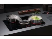 BORA BIA INDUCTION HOB WITH BUILT IN EXTRACTOR - EX DISPLAY