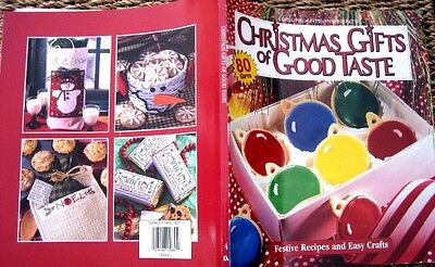 PATTERN book easy CRAFTs recipes HOLIDAY FABRIC DECOR CHRISTMAS gifts pies etc