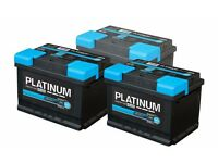 Various Car & Van Batteries For All Makes And Models (Brand New)