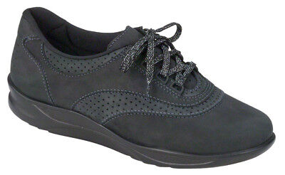 SAS Shoes Walk Easy Nero Black 8.5 Narrow Free Shipping Brand New In Box SAVE $$ for sale  Shipping to India