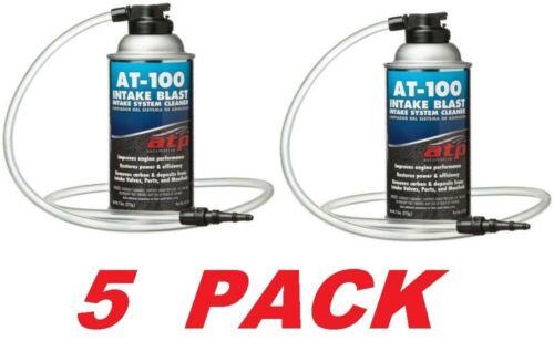 ATP AT-100 Intake Blast Complete Intake System Cleaner (5 PACK, 7.5 oz EACH)