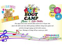 Mini Bear music bootcamp