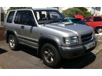 Isuzu Trooper for sale - Parts