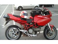 Ducati Multistrada 1000DS 2004 model - 2.200£