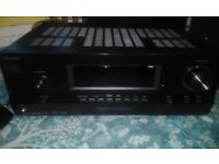 Sony STR DH510 AV Amp with Set of ROTH Oli speakers plus extras