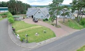 ** SCENIC LOCATION - 5 BED HOUSE FOR SALE - TARLAND ABOYNE **