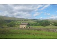 2 BEDROOM COSY COTTAGE IN THE YORKSHIRE DALES