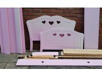 bed with under storage drawer (similar to 2nd photo) very good condition.(separate mattress availabl