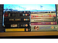 DVD BOXSET COLLECTIONS £10 FOR THE LOT