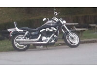 VN1500 Meanstreak. Comes with Usual extras. Fitted with Hypercharger.Brand new tyres.LOW MILAGE