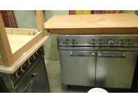2 Free Standing Cookers For Sale - both £100