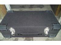 Dj storage case for cds etc heavy duty
