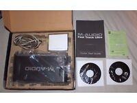 M-Audio Fast Track Ultra USB Interface / Soundcard FastTrack MIDI Avid pro tools