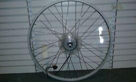"26"" 24v Electric Rear Wheel OFF SHOW BIKE"