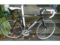 Pro racing bike as new