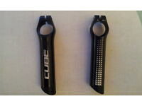 Cube bicycle bar ends - new