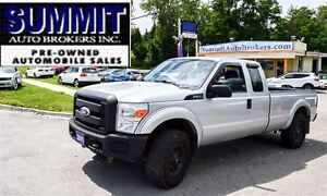 2011 Ford F-250 XL   8 BOX   EXTENDED CAB   4X4