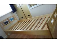 IKEA toddler bed size 70/160cm
