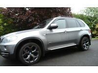 BMW X5 Diesel Automatic Full Years Mot