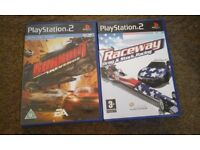 Playstation 2 racing games