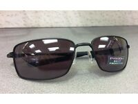 Oakley Square Wire 00475 Sunglasses Polarized Prizm Dailey lenses BNIB