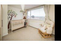 Mammas and Pappas three piece nursery furniture