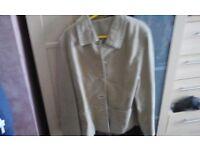 Suede jacket Dorothy Perkins