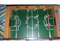 Small table soccer