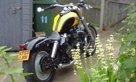 Triumph - Custom, Bobber Speedmaster
