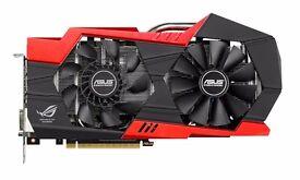 ASUS GeForce® GTX 760 DirectCU II 2Gb