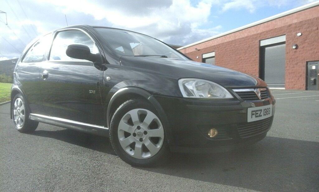 2005 Vauxhall Corsa sxi