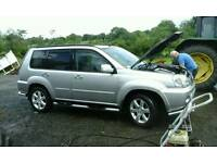 2006 nissan xtrail for breaking