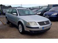 VW Passat Est NEW MOT