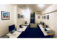 OFFICE SPACE TO RENT FARRINGDON RD