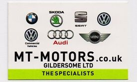 VEHCILE TECHNICIAN WANTED - VW, AUDI & BMW SPECIALIST GARAGE LEEDS
