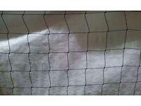 Anti Bird Netting 4 x 6mtr Rotproof net
