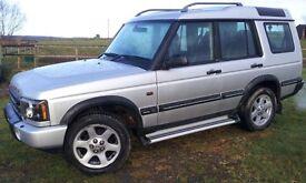 Land Rover Discovery 2 2.5 TD5 Landmark Auto