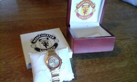 Special edition Manchester United watch