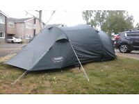 Tent Vango TBS Equinox 250 Ideal choice for couples, walkers, bikers, climbers, DoE & festivals