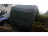Kampa Prestige Caravan Cover Fits 12ft to 14ft Caravans