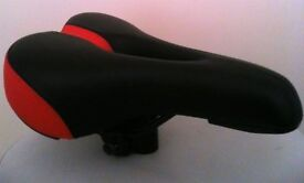 Bicycle saddle & Cover