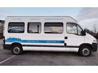 Minibus Hire With Driver Birmingham For All Occasions 8, 12 & 16 Seater Minibuses Available