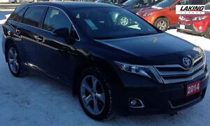 2014 Toyota Venza AWD Limited V6 Navigation Heated Leather Seats