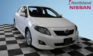 2010 Toyota Corolla Leather Interior/ Heated Seats/ Cruise Contr