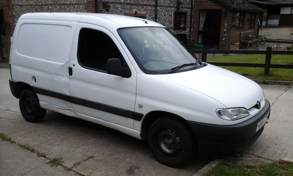 peugeot partner van 2001 in ferring west sussex gumtree. Black Bedroom Furniture Sets. Home Design Ideas
