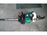 Greenline petrol hedge cutter in great condition