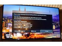 SAMSUNG UE50KU6020 SMART 4K ULTRA HD HDR 50inch LED TV-BLACK- SEE DETAILS