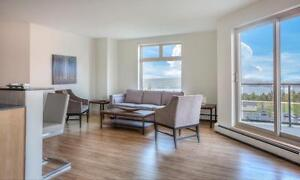 VERY LARGE EXECUTIVE APARTMENTS, LARRY UTECK