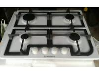 4 ring hob. Hoover