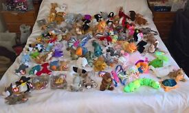94 beanie babies, brand new with tags
